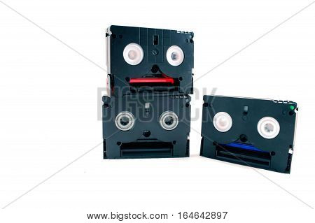 cassette like a surprised face, smile, red, music, joyful, language, astonished, surprised