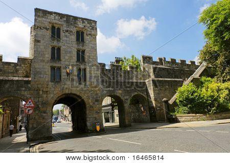York City Walls, UK