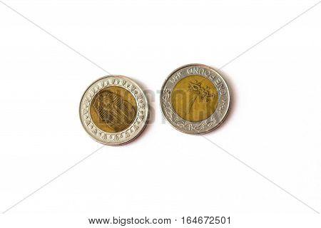 Coin 1 Egyptian Pound, Egp