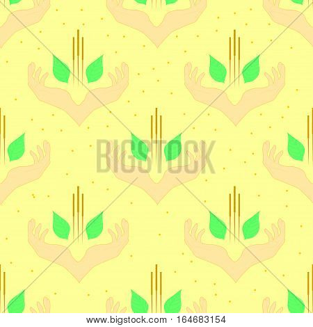 template of acupunture theme, diagonal seamless pattern. For wallpaper, packaging, etc.