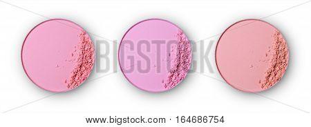 Set Of Crushed Blush