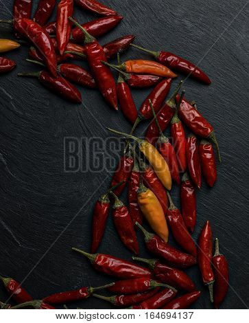 Peperoncino Chilli Peppers