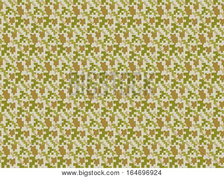 Camouflage seamless pattern. Military endless background, texture. Masking fabric. Vector illustration