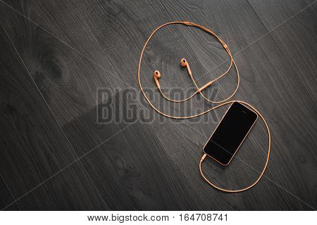 Orange Music Player