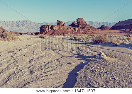 Geological nature park Timna combines beautiful scenery with unique geology, variety of sport and family activities, the park is located 25 km north of Eilat - famous resort city in Israel