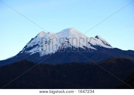 Volcano Antisana