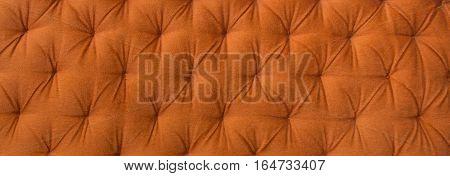 Vintage sofa texture. Furniture pattern concept for designers