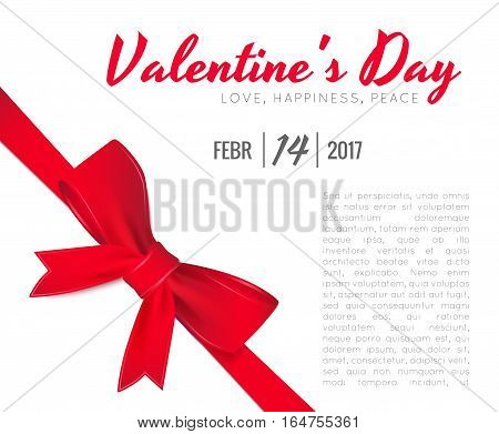 Valentine s Day. celebratory background. Vector illustration on the theme of the feast of St. Valentine. Creative greeting. Illustration with hearts.
