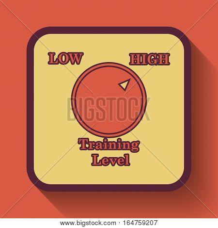 Training Level Icon