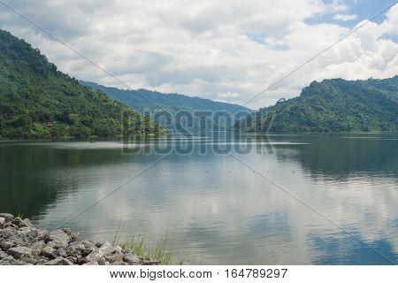Khun Dan Prakan Chon Dam Nakhon Nayok Thailand