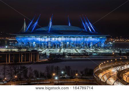 He New Stadium