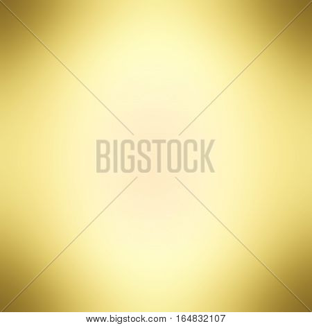 Dold gradient abstract background / smooth yellow backdrop wallpaper