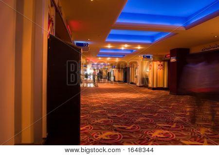 Movie Theather'S Hallway