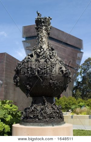 Sculpture At The De Young Museum
