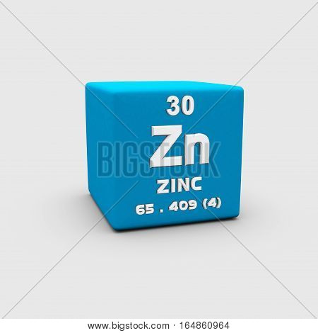 Zinc Chemical Element Image Photo Free Trial Bigstock