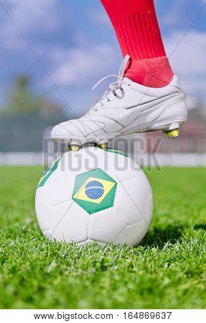 Kick-off Brazil