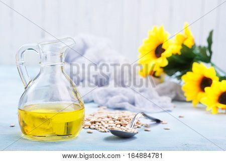 Sunflower Seed And Oil