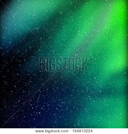 Amazingly Beautiful Colors Of The Northern Lights.