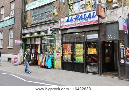 Ethnic London