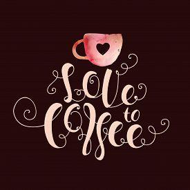 Love To Coffee