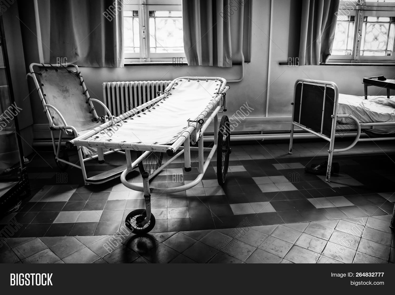 Antique Hospital Image Photo Free