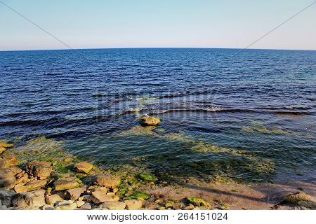 Sea Water Sky Horizon Over Scenics Nature Beauty In Tranquil Scene Tranquility Day Clear Non-urban I
