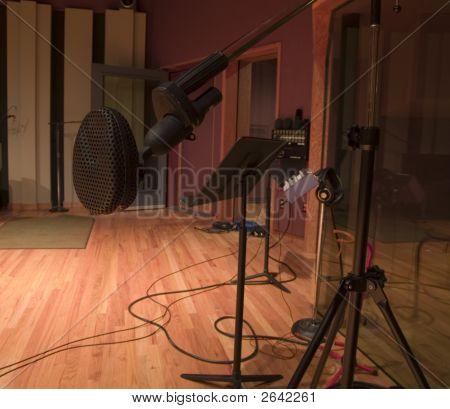 Black Microphone