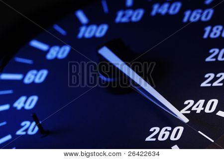 maximum speed