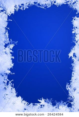 real frozen frame