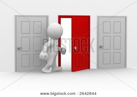 Open Your Door