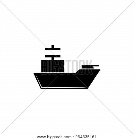 Weapon, Cruiser Icon. Element Of Military Illustration. Signs And Symbols Icon For Websites, Web Des