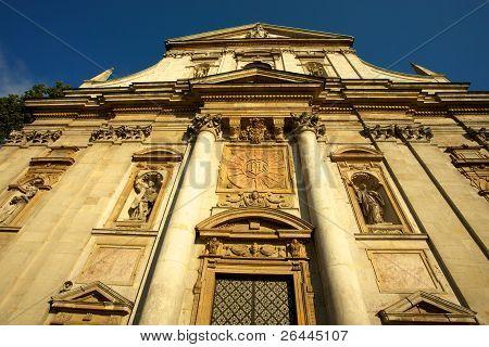 Krakow Old Town Church