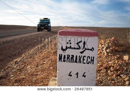 Marrakech 414 Km