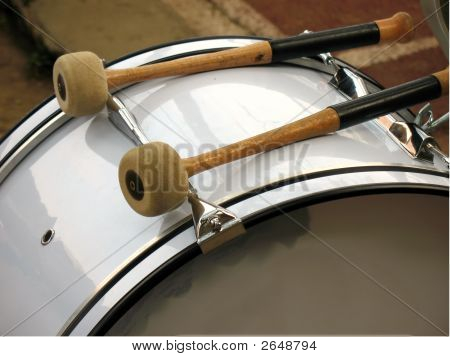 Drum And Mallets