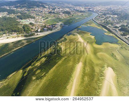 Estuary Of Pontevedra, O Cabo, Galicia, Spain