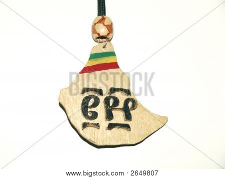 Ethiopian Necklace