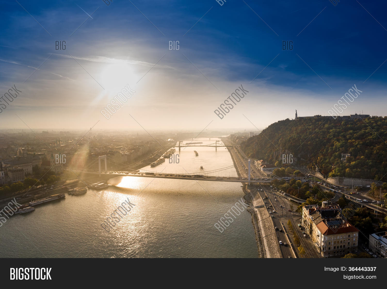 Budapest, Hungary Wide Image & Photo (Free Trial) | Bigstock