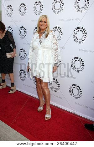 LOS ANGELES - JUN 7:  Catherine Hickland arrivimg at the Debbie Reynolds Hollywood Memorabilia Collection Auction & Auction Preview at Paley Center For Media on June 7, 2011 in Beverly Hills, CA