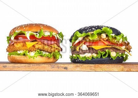 Background, Beef, Black, Bun, Burger, Cheese, Cheeseburger, Delicious, Fast, Food, Fresh, Gourmet, H