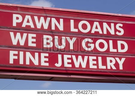 Pawn Shop And Loan Advance Location. People In Need Of Quick Cash Can Sell Or Consign Items For Mone