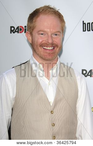 LOS ANGELES - AUG 23: Jesse Tyler Ferguson at the premiere of RADiUS-TWC's 'Bachelorette' at ArcLight Cinemas on August 23, 2012 in Los Angeles, California