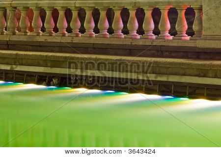 Illuminated Banister