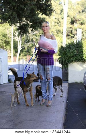 MALIBU - AUG 24: Ariane Bellamar who currently stars  in ABC Family's