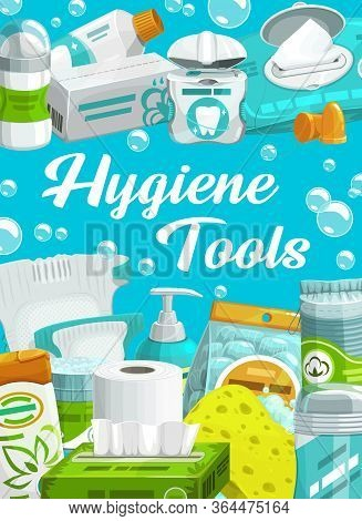 Hygiene Bath Care, Shower Bathroom Shampoo And Soap, Personal Health Products. Hygiene Toiletries An