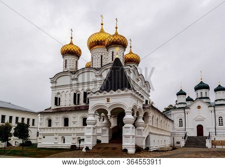 Holy Trinity Cathedral In Ipatiev Monastery, Kostroma, Golden Ring, Russia