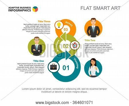 Process Chart. Step Diagram, Graph, Layout. Creative Concept For Infographics, Presentation, Project