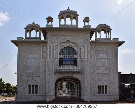 Gwalior, Madhya Pradesh/india : March 15, 2020 - Gurudwara Data Bandi Chor Sahib