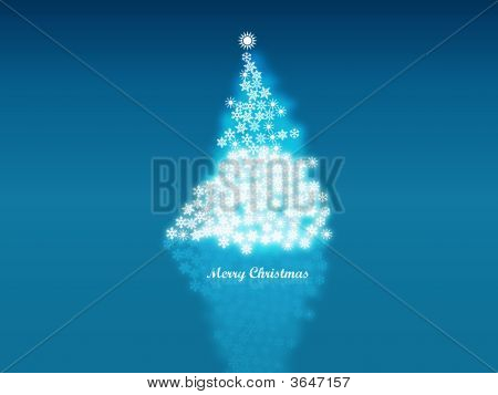 X-Mas Tree  Background