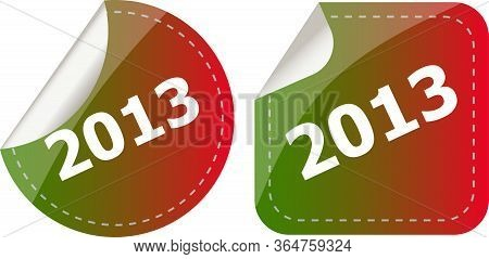 2013 Labels, Stickers, Pointers, Tags For Your (web) Page