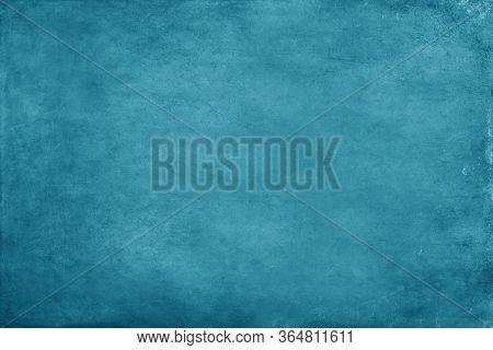 Light Cyan Blue Wall Texture Background, Grungy Texture. Texture, Wall, Concrete For Backdrop Or Bac